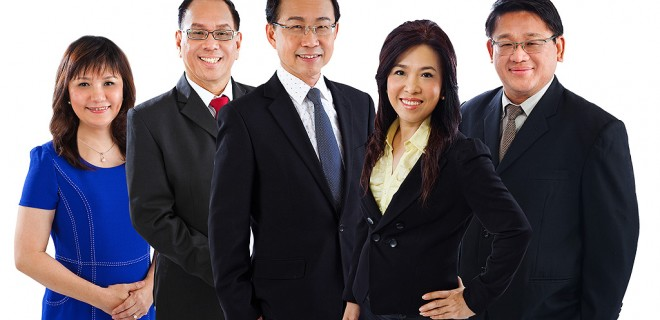 Corporate Photography Singapore by Halcyon Media for HCS